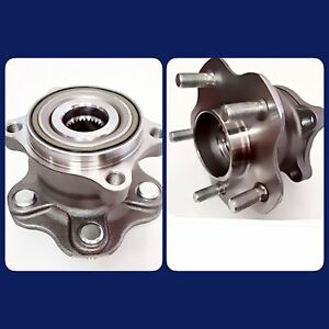 REAR WHEEL HUB BEARING ASSEMBLY FOR INFINITI FX45 (2003-2008) 2WD- AWD- 4WD PAIR