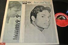 PANDIT CHATURLAL & PANDIT RAMNARAIN Beat And Bow/ India LP'67  EMI HMV EALP.1312