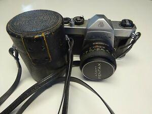 ASAHI PENTAX SP500 35mm SLR Film Camera Bundle