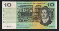 Australia R-302. (1967) Ten Dollars - Coombs/Randall..  aEF-EF - Crisp
