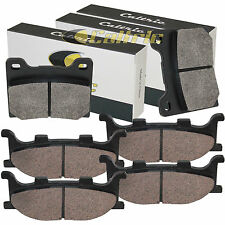 BRAKE PADS YAMAHA V-STAR 1100 CLASSIC XVS1100 2000-2009 FRONT REAR BRAKE PADS