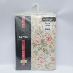 Vintage New The Country Diary Collection by Dorma Unlined Curtains 170x137cm #2