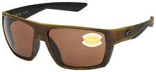 Costa Del Mar парень солнцезащитные очки BLK-103-OCP - Верде тик | медь 580P поляризованные