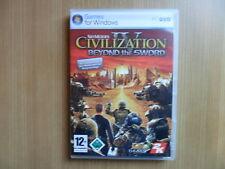 (PC) - Sid Meier's Civilization IV: Beyond the Sword