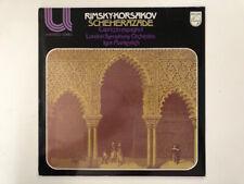 Rimsky-Korsakov - Scheherazade... - Markevitch - VINYL (6580 025) - Very Good