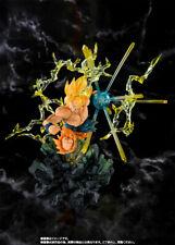 Figuarts Zero Dragonball Z Super Saiyan Goku Burning Battles Tamashii Bandai