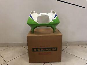 COWLING., UPP, GREEN/WH ZX400L1 ZXR400 1991 EUROPE OEM KAWASAKI 55049-5038-CK