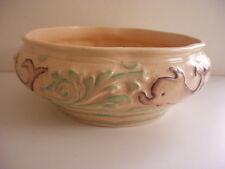 Unboxed Earthenware Burleigh Pottery Bowls