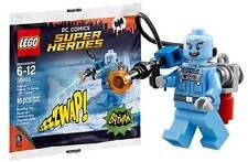LEGO 30603 DC Comic SUPER HEROES BATMAN CLASSIC TV SERIES MR. FREEZE Polybag