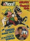 journal de MICKEY n°1653 mickey et le mustang noir