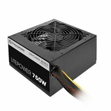Thermaltake Litepower Series 750W Gen2 Power Supply Unit Desktop PC PSU Computer