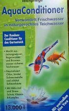 550ml Dennerle Schleimhautschutz Teich Wasseraufbereiter Koi 13.000 Liter
