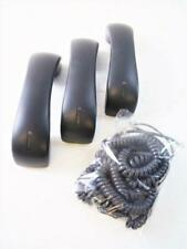 Lot Of 3 Genuine Cisco Handsets For 7940 7941g Digital Ip Phone With Curly Cord