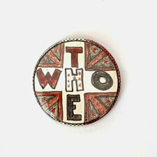Vintage The Who Pin Button