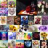 5D DIY Full Drill Diamond Painting Flower Cross Stitch Embroidery Craft Mosaic