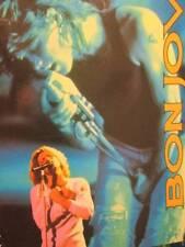 Jon Bon Jovi Spiral Bound Graph Paper Notebook- UNUSED