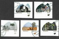 Australia-Disaster Relief 2020 fine used/cto set