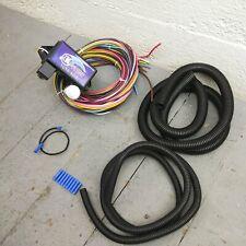 Wire Harness Fuse Block Upgrade Kit for 1936 Pontiac rat rod street rod hot rod