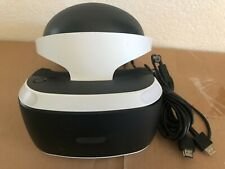 Sony PlayStation VR Headset PSVR PS4 - Replacement HEADSET ONLY -  CUH-ZVR2