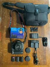 Canon EOS 5D Mark II Fotocamera Reflex Digitale+50 F1.4+progrip +3 batt.+32GB