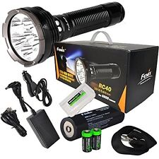 FENIX RC40 2016 Rechargeable 6000 Lumen Cree XM-L2 U2 LED Flashlight/ Car / and