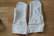 NEU Gr XL feuerfest Handschuhe für Brennofen Metall gießen Schlosser top Ofen x