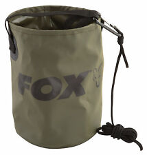 Fox NEW Collapsible Water Bucket CCC040