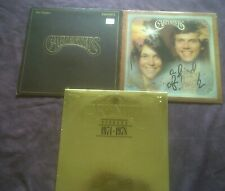 THE CARPENTERS 3 LPS-SINGLES 74-78,SINGLES 69-73,A KIND OF HUSH