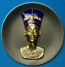 Bradford Exchange - Nefertiti The Eternal Beauty - Collector's Plate - 1994