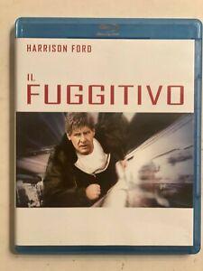 IL FUGGITIVO RARO BLU-RAY ITALIA HARRISON FORD - fuori catalogo