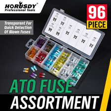 APR ATC ATO Car Motorcycle SUV Truck Auto Blade Fuse Kit Set 96pc Assortment NEW