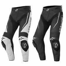 Alpinestars Men's Leather All Motorcycle Trousers