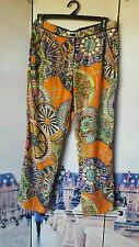 RedBerry NWT Fun slacks pants size L 12 career casual holiday cruise vacation