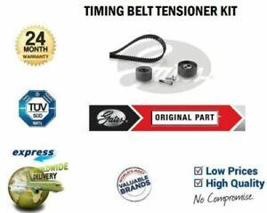 FOR CITROEN SAXO 1.6 VTS 1587cc 1996-2004 NEW TIMING BELT TENSIONER SET