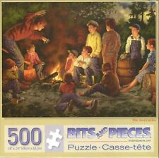 Bits And Pieces - Storyteller 500 Piece Puzzle - Jim Daly