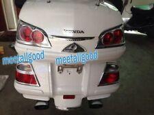 Chrome Fairing Saddlebag Light Accents for Honda Goldwing GL1800 2001-2005 L&R
