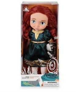 Disney Animators Collection Merida Puppe Neu