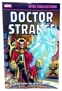 DOCTOR STRANGE EPIC COLLECTION TP MASTER MYSTIC ARTS NEW PTG - MARVEL 2021