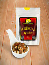 Seasoned Pioneers Christmas Mulled Cider Festive Mulling Drink Spice Mix Gift
