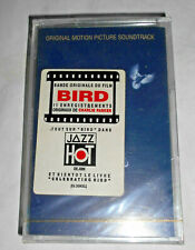 Charlie Parker, Cassette Audio NEUVE scellee (sealed), BIRD (BOF) soundtrack