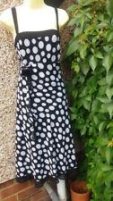 Debenhams Party Midi Spotted Dresses for Women