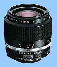 100% New Unused Nikon Ais Nikkor 35mm F1.4 Wide Angle Manual Lens Ai S MF f/1.4