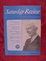 Saturday Review October 31 1942 CARL SANDBURG ALLAN NEVINS