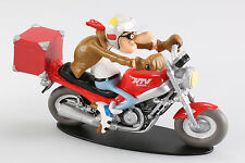 MOTO HONDA 650 NTV JOE BAR TEAM  Raoul MAPOULE  1/18  RESINE!!
