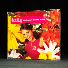Lolly - Girls Just Wanna Have Fun - music cd EP