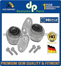 MEYLE Heavy Duty Control Arm Bushings 31126757623 / 31126783376 for BMW E46 325i