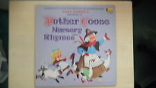 Disneyland Records Disney's Treasury of MOTHER GOOSE NURSERY RHYMES LP 1965