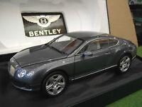 BENTLEY CONTINENTAL GT 2011 gris 1/18 MINICHAMPS 100139920 voiture miniature col