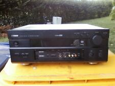 New listing Yamaha Rx-V800 5.1 Channel 260 Watt Av Stereo Home Theater Receiver