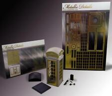 Metallic Details MDR3517 - 1/35 - The telephone box Kiosk No.2 (resin, PE)